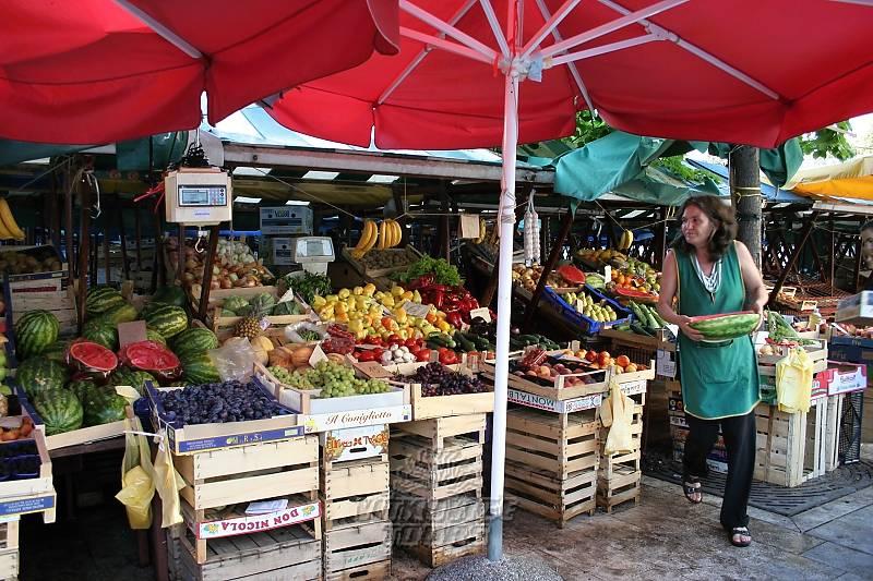 zeleninovy trh Zadar